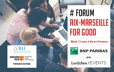 Forum Aix – Marseille for good