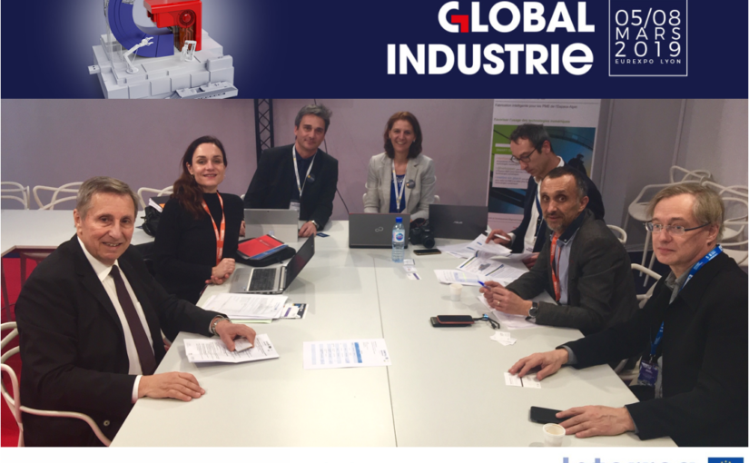 Rendez-vous Smart-Space au GLOBAL INDUSTRIE 2019 !