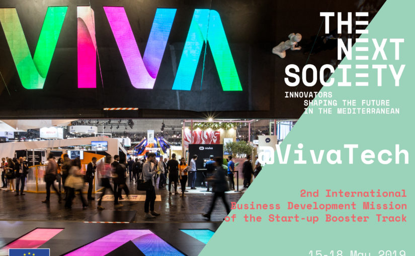 La Région Sud accueille THE NEXT SOCIETY à VIVATECH