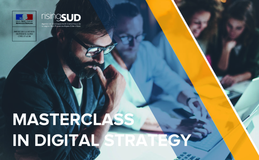 MASTERCLASS in digital strategy launched !