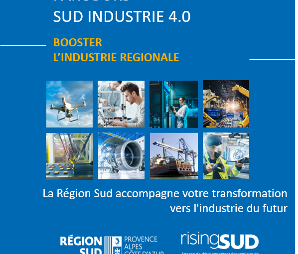 THE REGION SUD IS ON THE ROAD TO AN INDUSTRIAL RENEWAL!