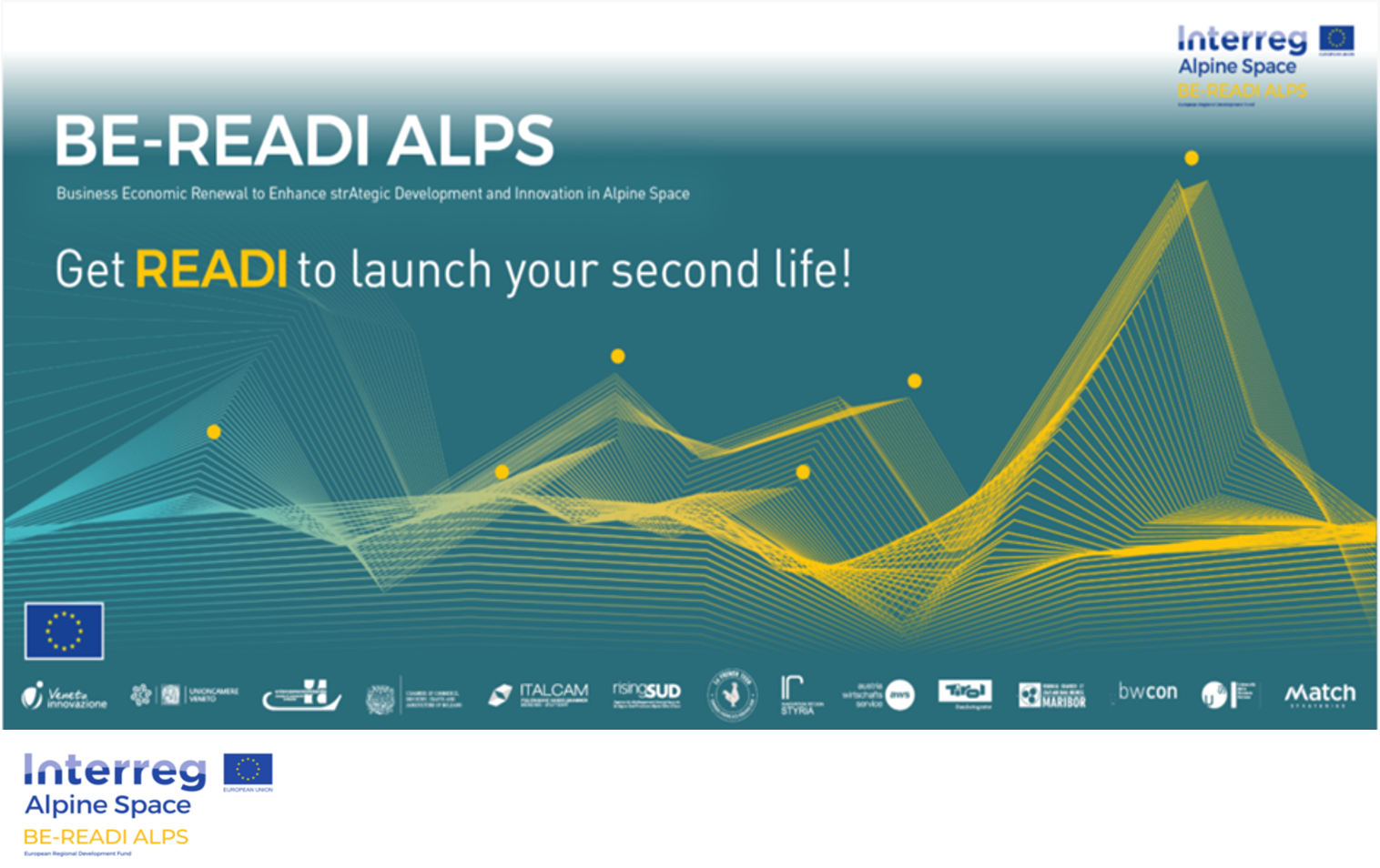 BE READI ALPS risingSUD