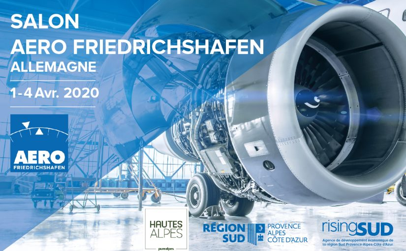 AERO Friedrichshafen: Six Companies from the Sud Region at the Leading General Aviation Trade Show!