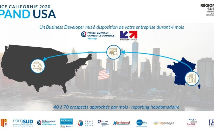 Apply for Expand USA and Boost Your American Sales From Your Base in the Sud Region!