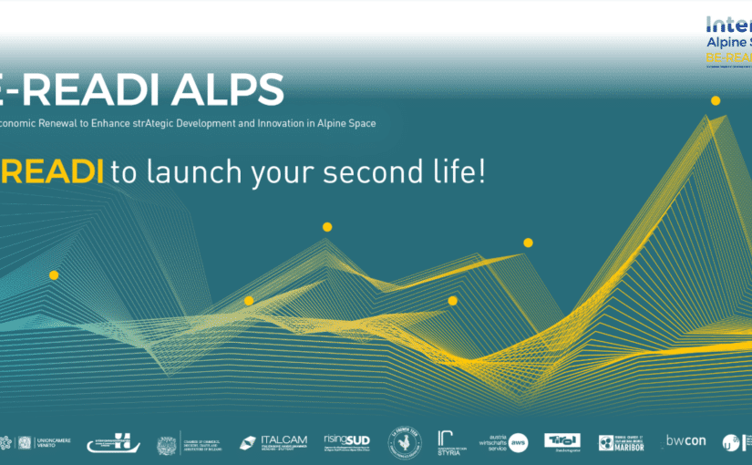 risingSUD and its partners at Alpine Space launch the new BE READI ALPS program