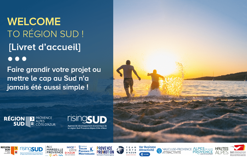 Visuel WELCOME TO THE REGION SUD