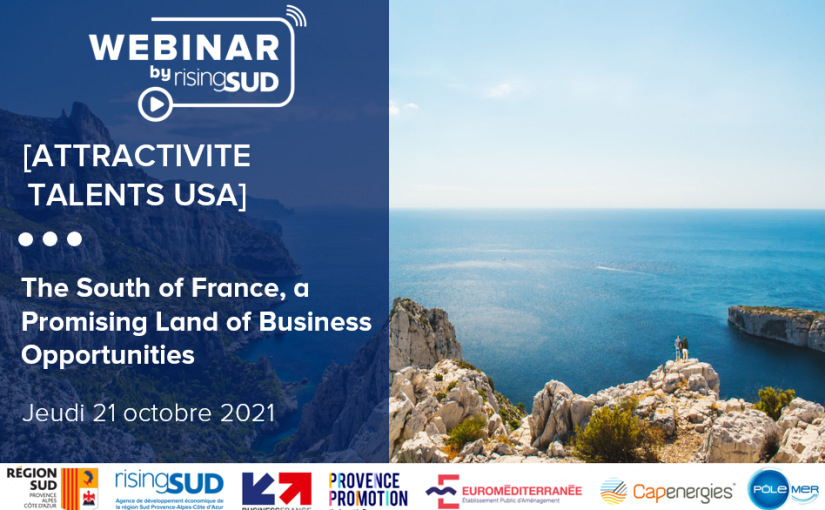 SAVE THE DATE/ Webinaire ATTRACTIVITE TALENTS USA